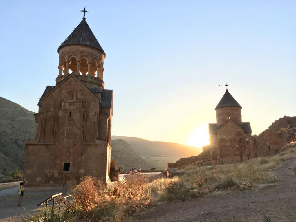 Das Noravank Kloster