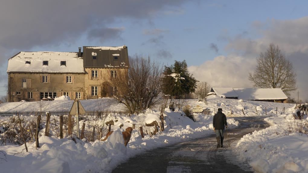 Auvergne - Artense