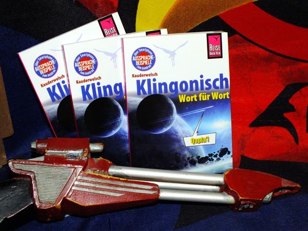 Der neue Kauderwelsch Klingonisch