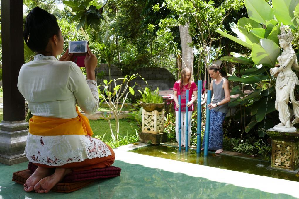 Liquid Soul - Wassermusik in Bali