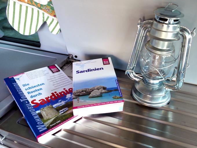 Womo-Tour durch Sardinien