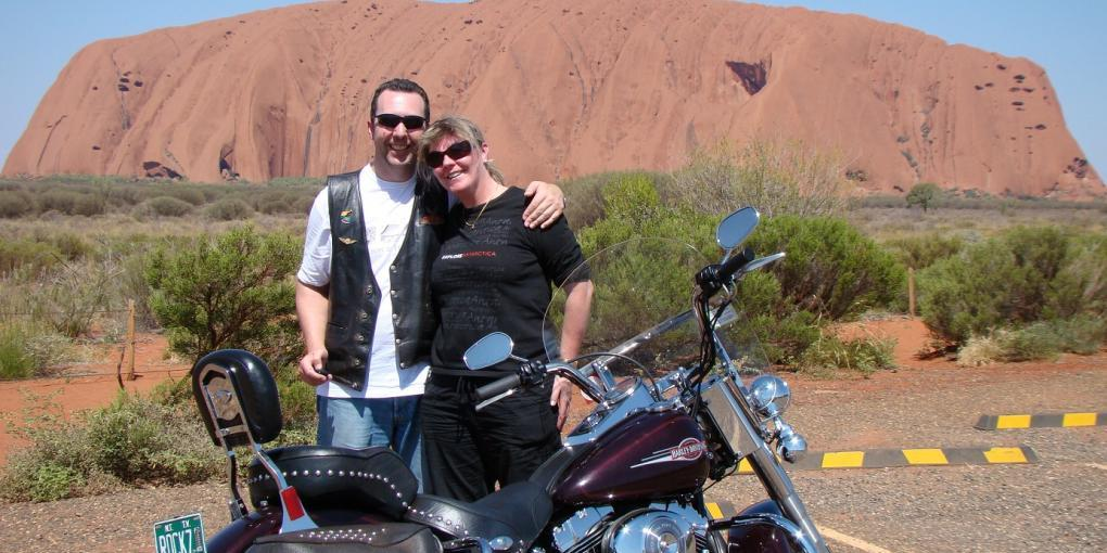 Ayers Rock 2010